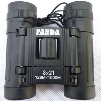 Non-slip and Anti-shock Binocular Telescopes Anti-collision - Panda 8x21